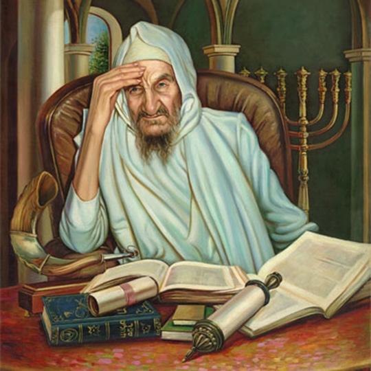 הבבא סאלי - רבי ישראל אבוחצירה