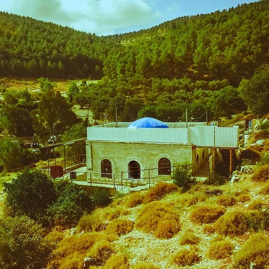 Le Tombeau du Tanna rabbi Yonathan ben Ouziel